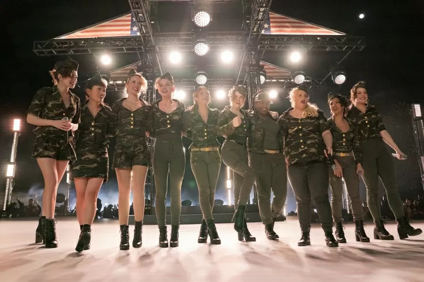 Pitch Perfect 3 recensione