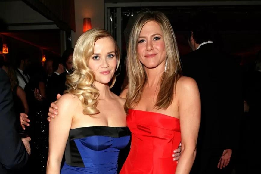 Jennifer Aniston Reese Witherspoon