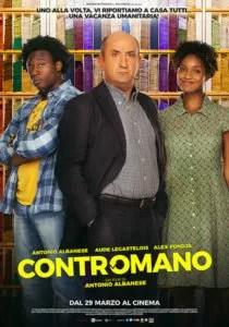 Contromano - poster