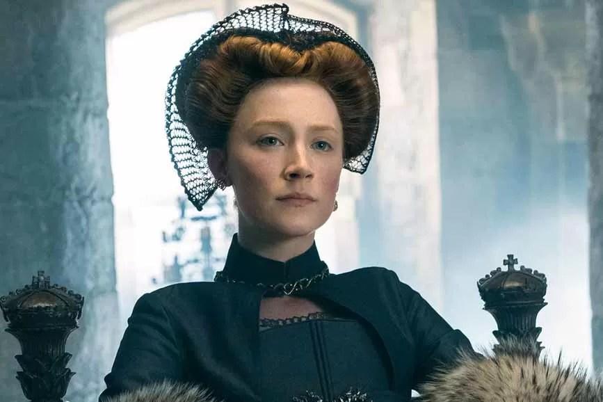 Maria regina di Scozia review