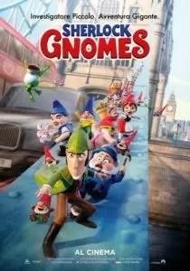 Sherlock Gnomes - Locandina italiana