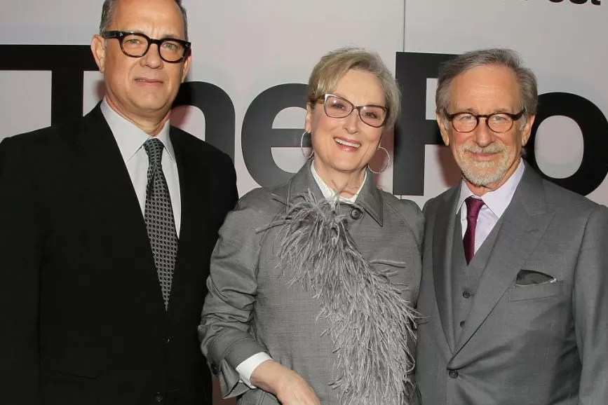 The Post - Hanks, Streep, Spielberg
