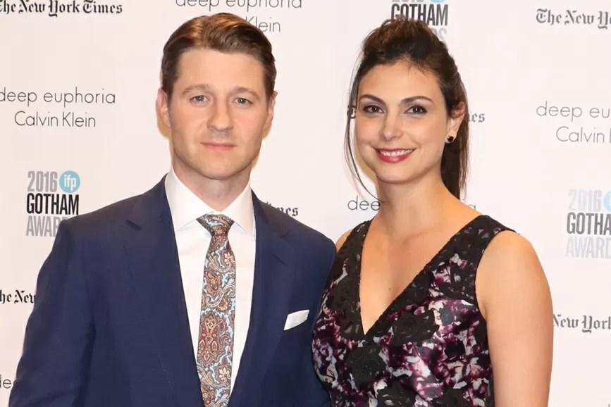 Ben McKenzie e Morena Baccarincoppia