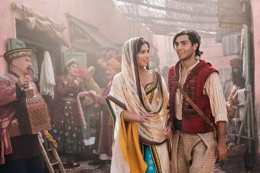 Box office Italia Aladdin