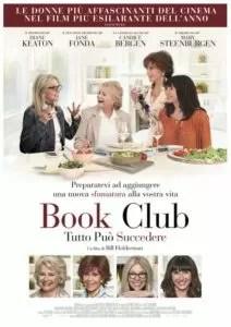 Book Club - Tutto può succedere poster ita