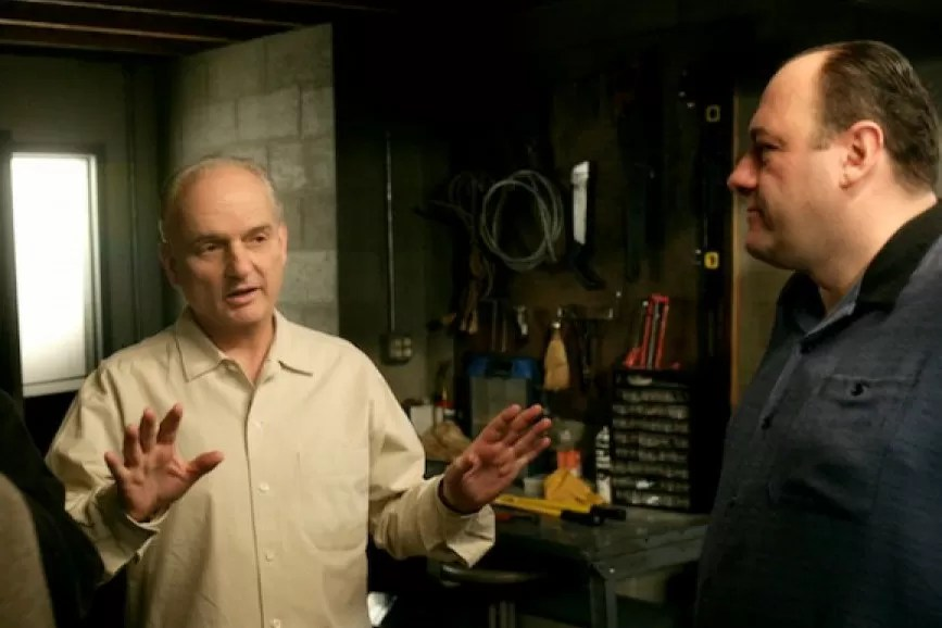 "David Chase set ""I Soprano"""