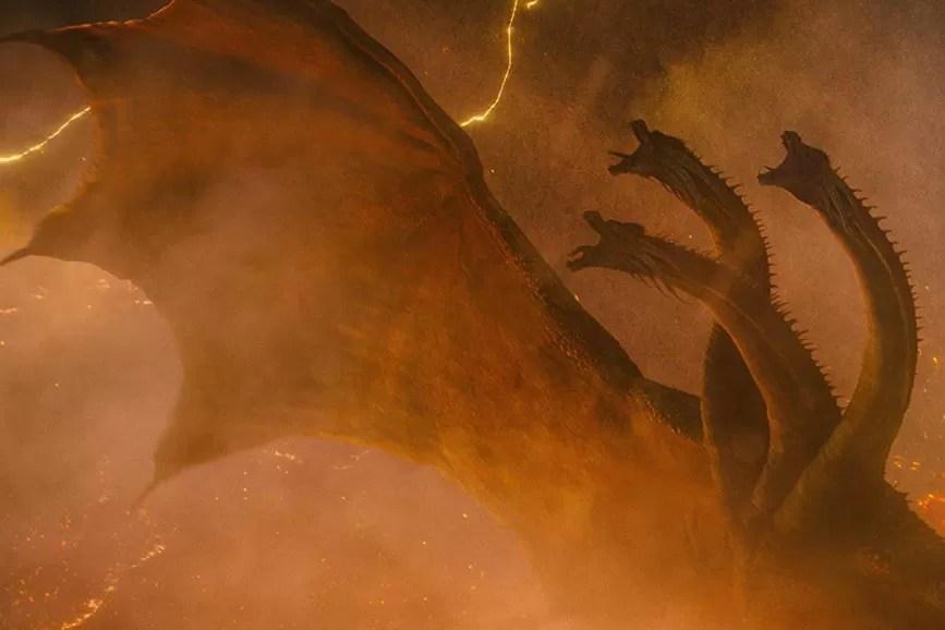 Godzilla 2 - King of monsters