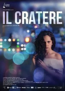 Il cratere poster