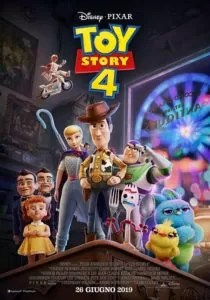 Toy Story 4 poster definitivo