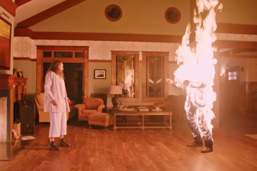 Hereditary scena film
