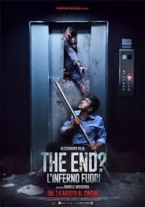 The End? L'inferno Fuori loc italiana