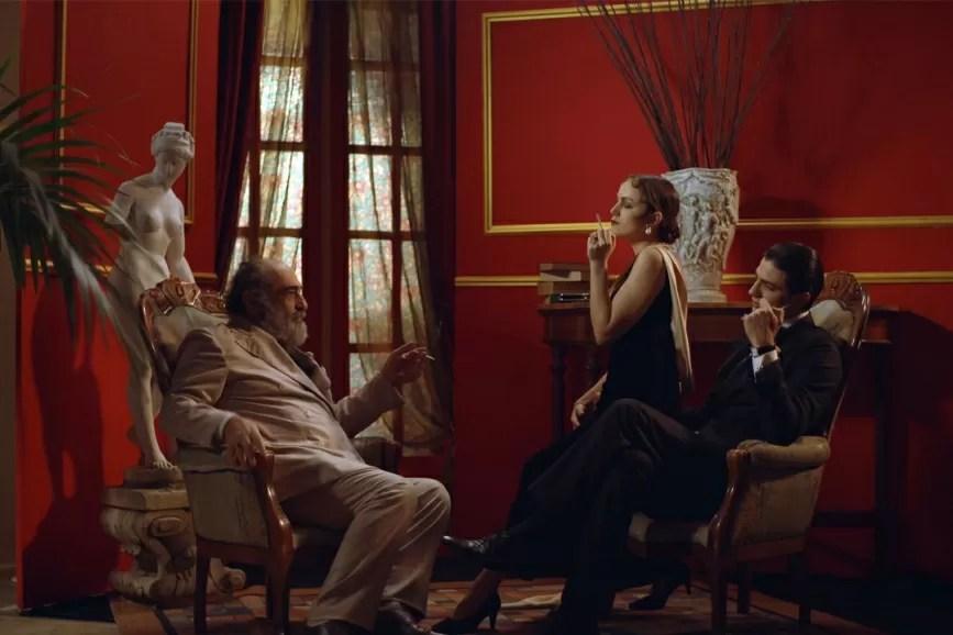 Rudy Valentino Scena Film