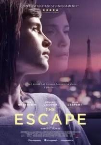 Escape locandina def