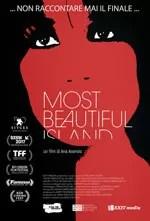 The Most Beautiful Island locandina ita