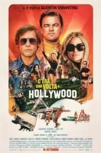 C'era una volta a... Hollywood locandina ita defl