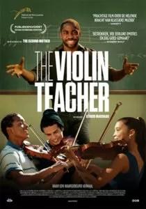 Il maestro di violino locandina