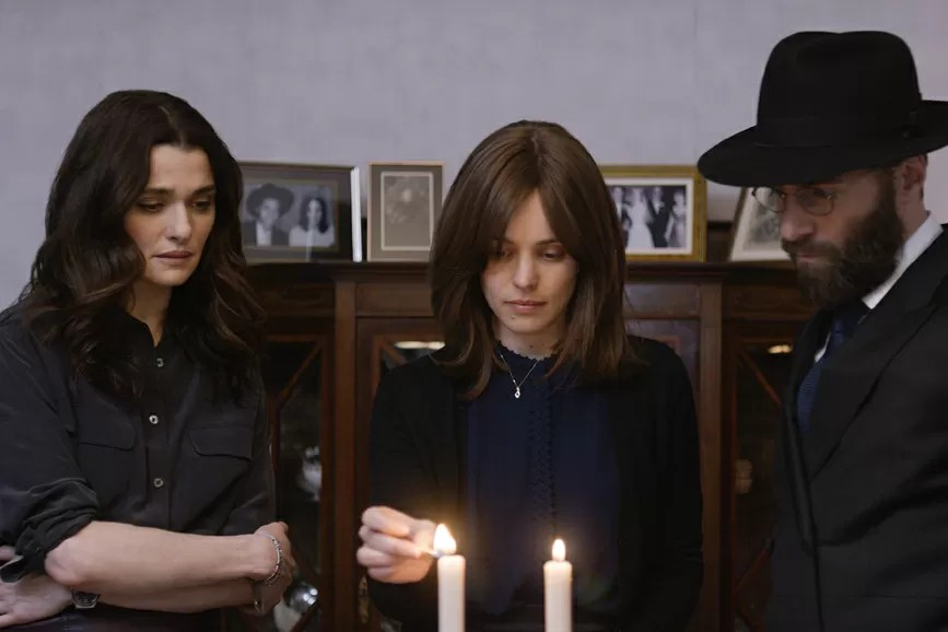 Disobedience img recensione