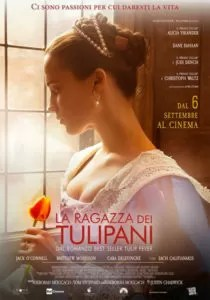 La ragazza dei Tulipani locandina
