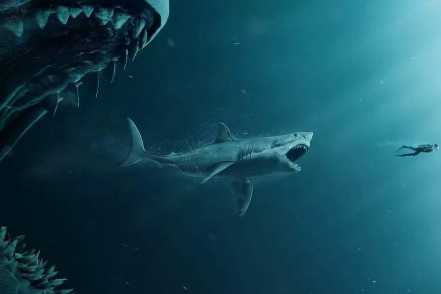Shark - Il primo squalo movie