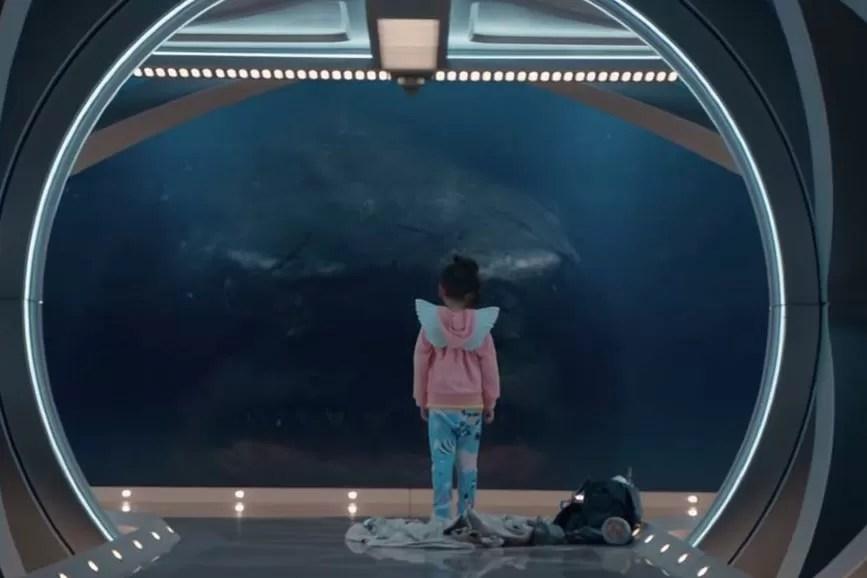Shark - Il primo squalo una scena del film