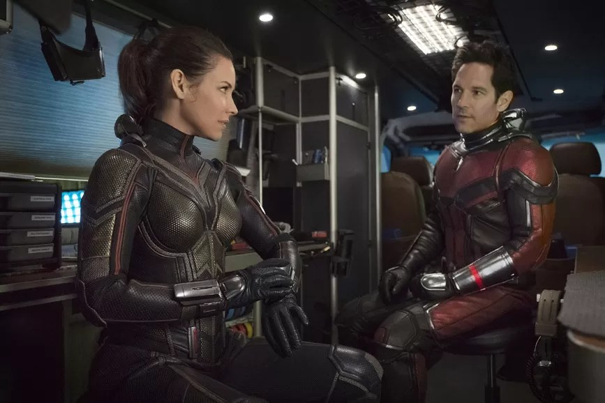 ant man and the wasp box office