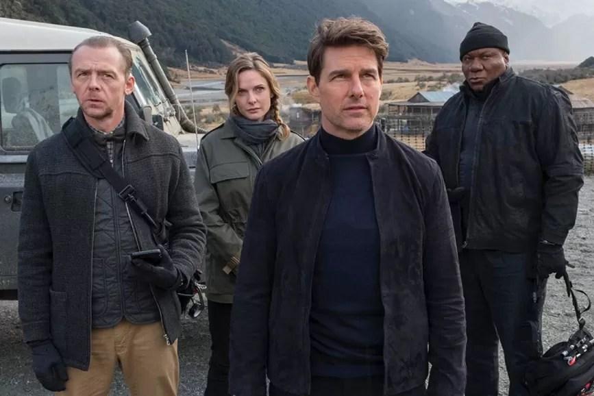Box Office italia Mission Impossible