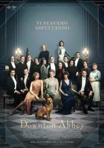 Downton Abbey poster definitivo