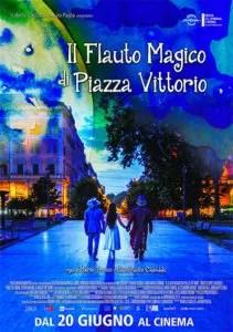 Il flauto magico di Piazza Vittorio poster