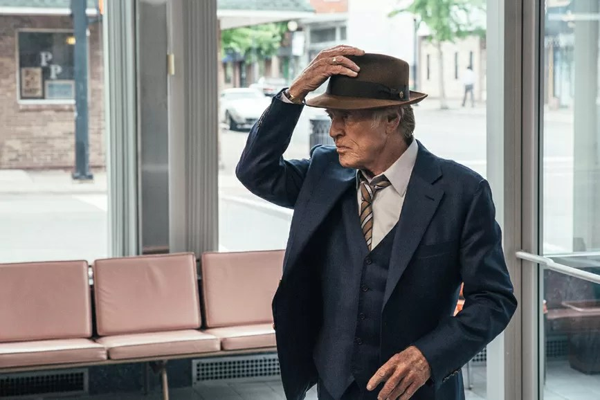 The Old Man & The Gun Robert Redford