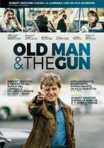 The Old Man & The Gun locandina def