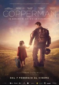 Copperman poster