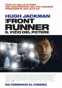 The Front Runner poster provvisorio