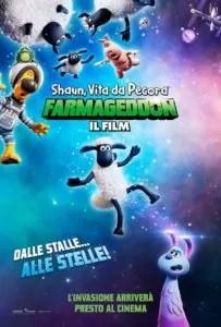 Shaun, vita da pecora – Farmageddon - Il Film poster