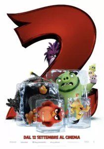 Poster Angry Birds 2