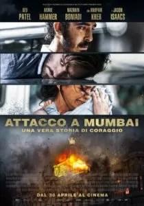 Attacco a Mumbai - Una vera storia di coraggio poster