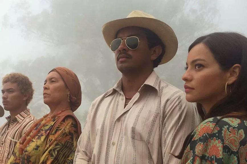 Oro Verde - C'era una volta in Colombia scena