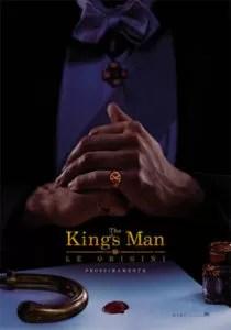 The King's Man: Le origini poster