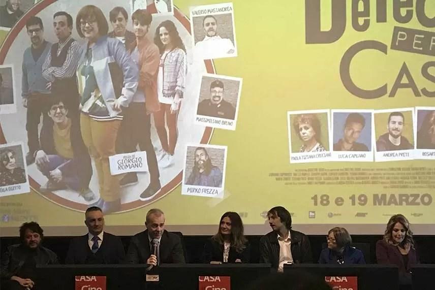 Detective per caso: regista, cast e produzione incontrano la stampa