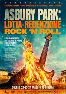 Asbury Park: lotta, redenzione e rock 'n roll poster