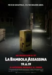 Locandina La Bambola Assassina