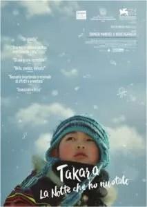 Takara - La notte che ho nuotato poster
