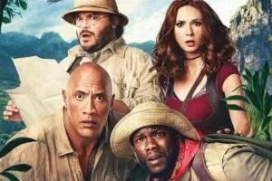 Jumanji: The Next Chapter film