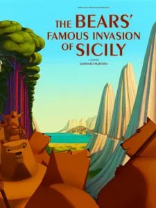 La famosa invasione degli orsi in Sicilia poster