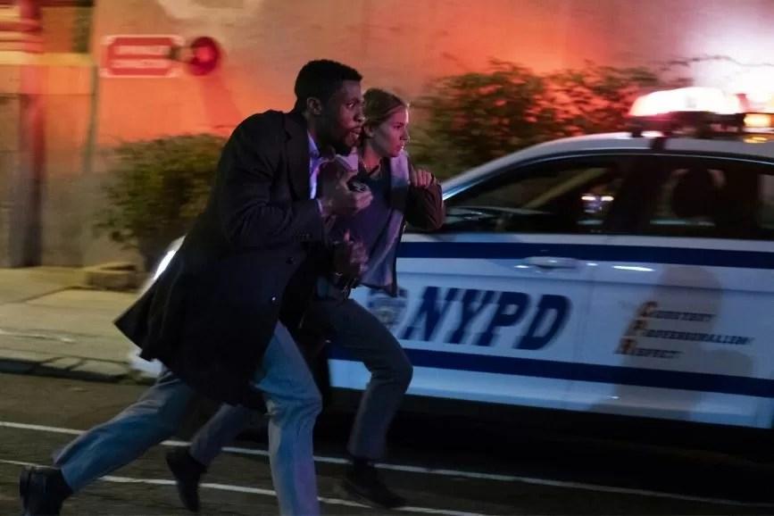 City of Crime pellicola