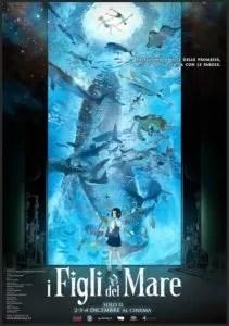 I figli del mare poster