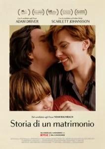 Storia di un matrimonio poster