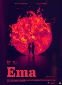 Ema locandina film