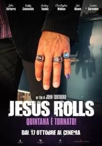 Jesus Rolls - Quintana è tornato poster