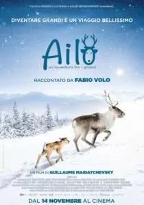 Ailo - Un'avventura tra i ghiacci poster