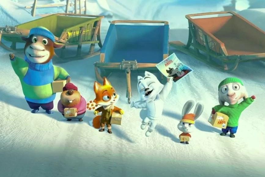 Arctic – Un'avventura glaciale film review